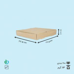 قیمت جعبه پیتزا