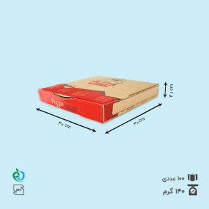 لیست قیمت جعبه پیتزا