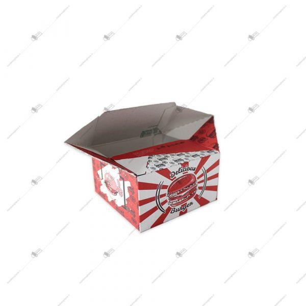 جعبه همبرگر ارزان