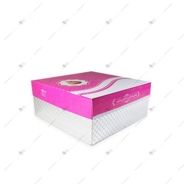 قیمت جعبه کیک