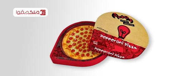 کاردستی با کارتن پیتزا