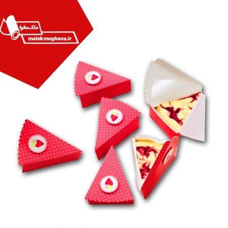 ایده هوشمندانه در طراحی جعبه شیرینی