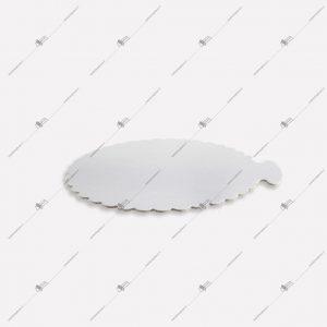 صفحه کیک مقوایی سفید قطر31