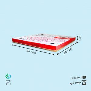 جعبه پیتزا بزرگ