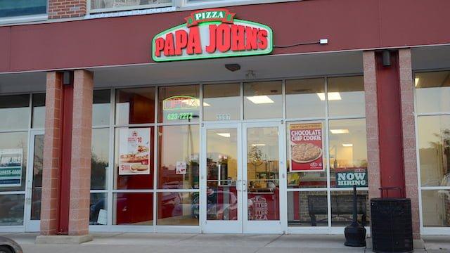 رستوران Papa John s Pizza
