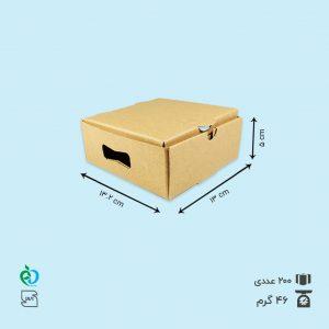 قیمت جعبه اسنک