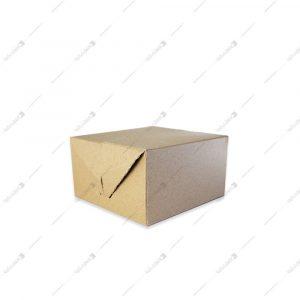 جعبه همبرگر خام