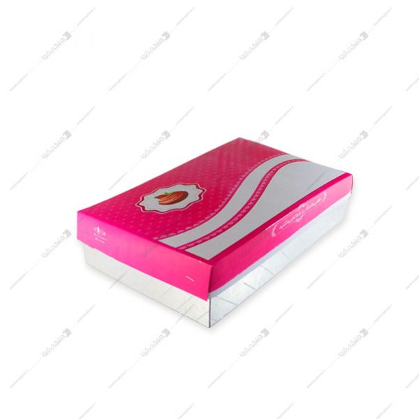 جعبه شیرینی دو کیلویی