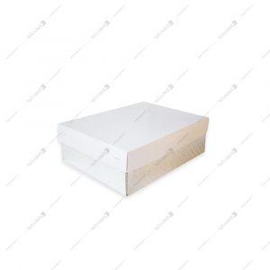 قیمت جعبه شیرینی
