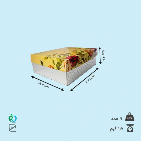 تولیدی جعبه شیرینی