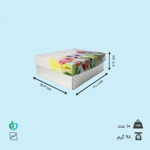 جعبه شیرینی ارزان