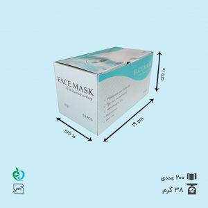 جعبه ماسک پزشکی