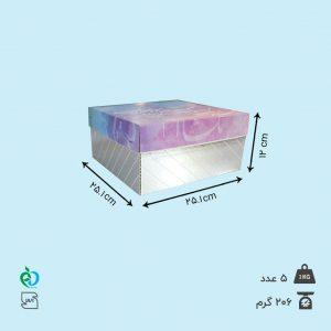 خرید جعبه کیک