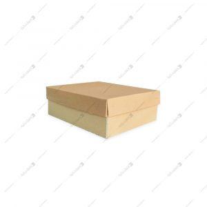 جعبه شیرینی کرافت آماده